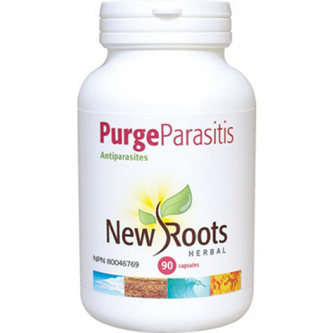 New Roots PurgeParasitis 90 caps