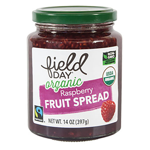 Field Day Organics Rasberry Spread 235g
