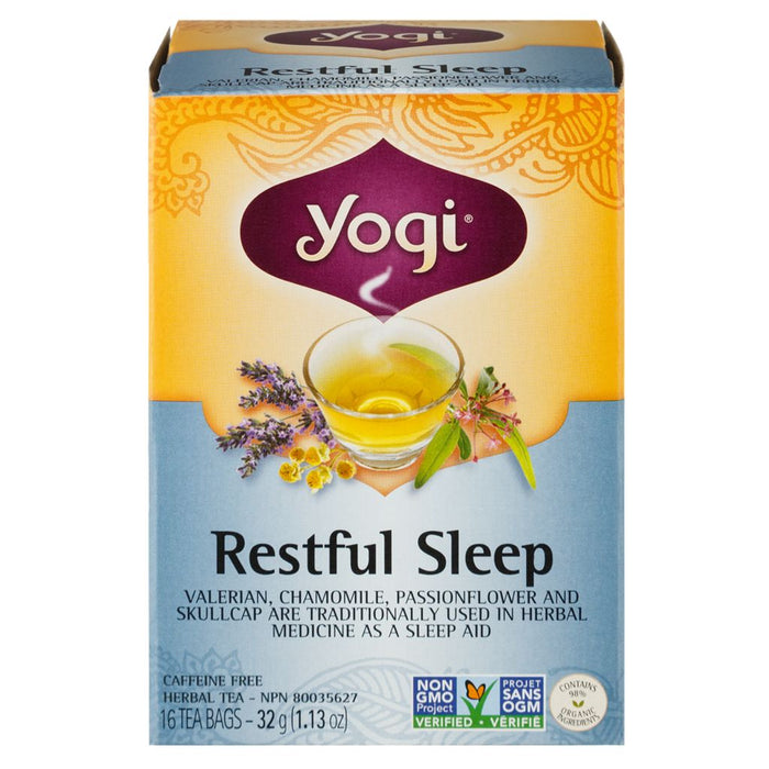 Yogi Tea Organic Restful Sleep