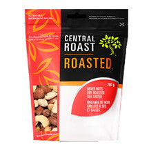 Central Roast Snack Mixes- Roasted