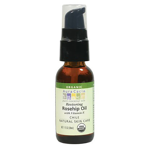 Aura Cacia Rosehip Oil 30ml