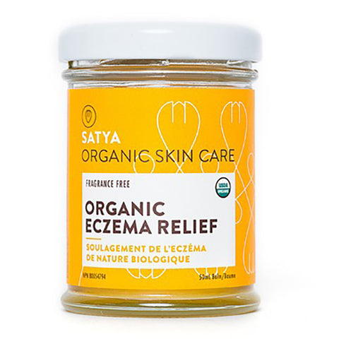 Satya Eczema Relief Cream 50ml