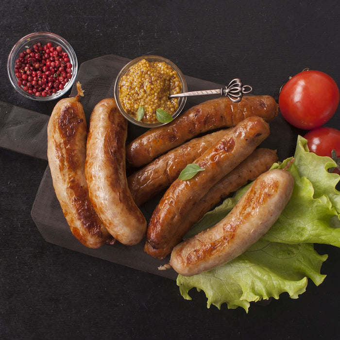 Rheintal GF Apple Cranberry Sausages 360g