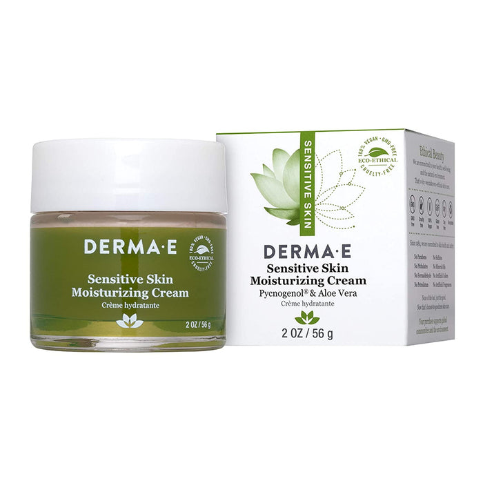 Derma E Sensitive Moisturizing Cream