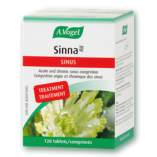 A Vogel Sinna 120 tablets