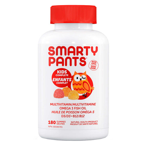 Smarty Pants Kids 120 gummies