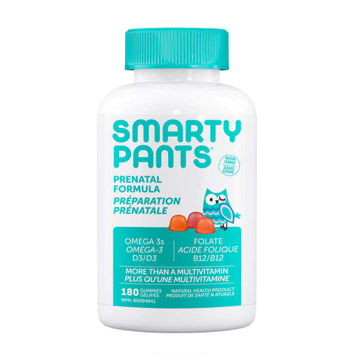 Smarty Pants Prenatal 180 gummies