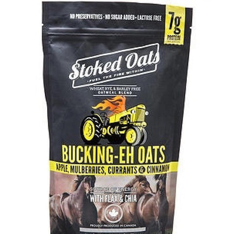 Stoked Oats Bucking Eh 500g