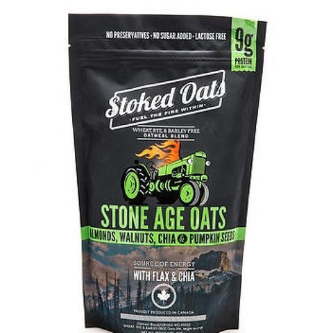 Stoked Oats Stone Age 500g
