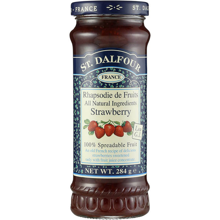 St-Dalfour Strawberry 225ml