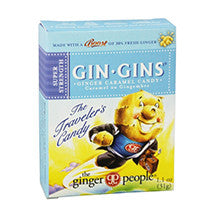 The Ginger People Candy 128g box