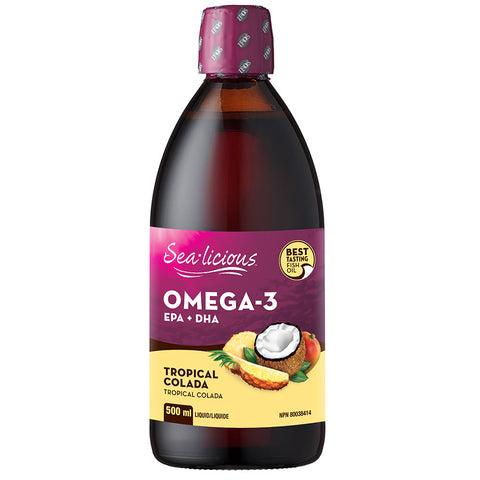 Sea-Licious Omega Nutrition Tropical Colada 500 ml