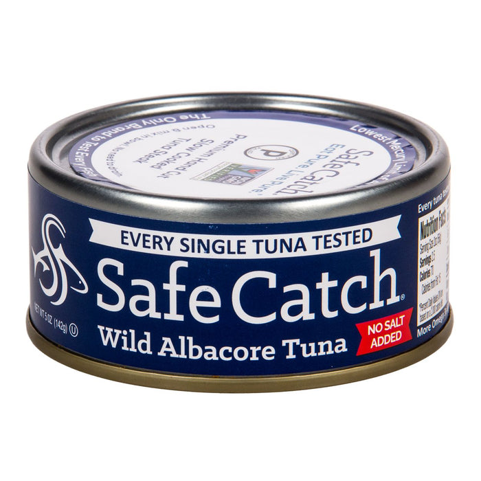 Safe Catch Unsalted Albacore Tuna