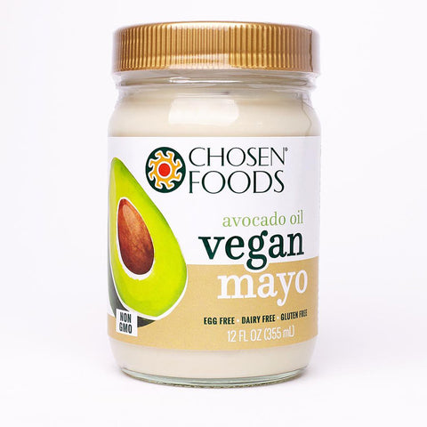 Chosen Foods Vegan Avocado Mayo 355 ml