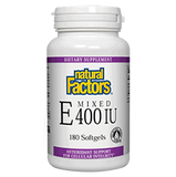 Natural Factors Vitamin E Mixed