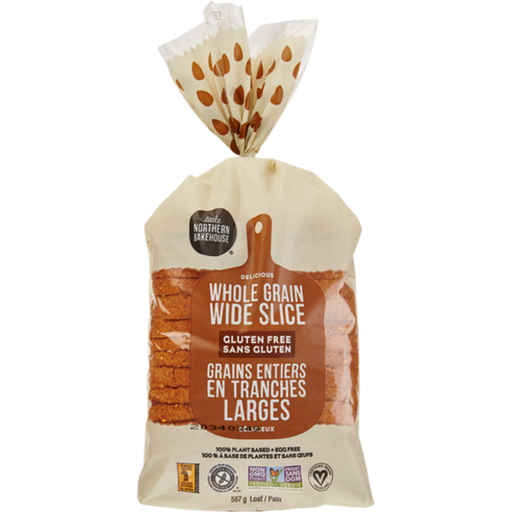 Little Northern Bakehouse Wide Slice Whole Grain Bread 567g