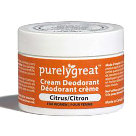 PurelyGreat Deodorant For wommen Citrus