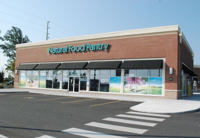 Natural Food Pantry Online Store about us