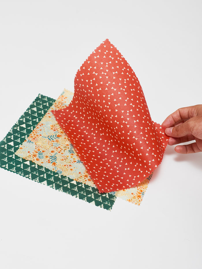 Kit Beeswax Wraps Small