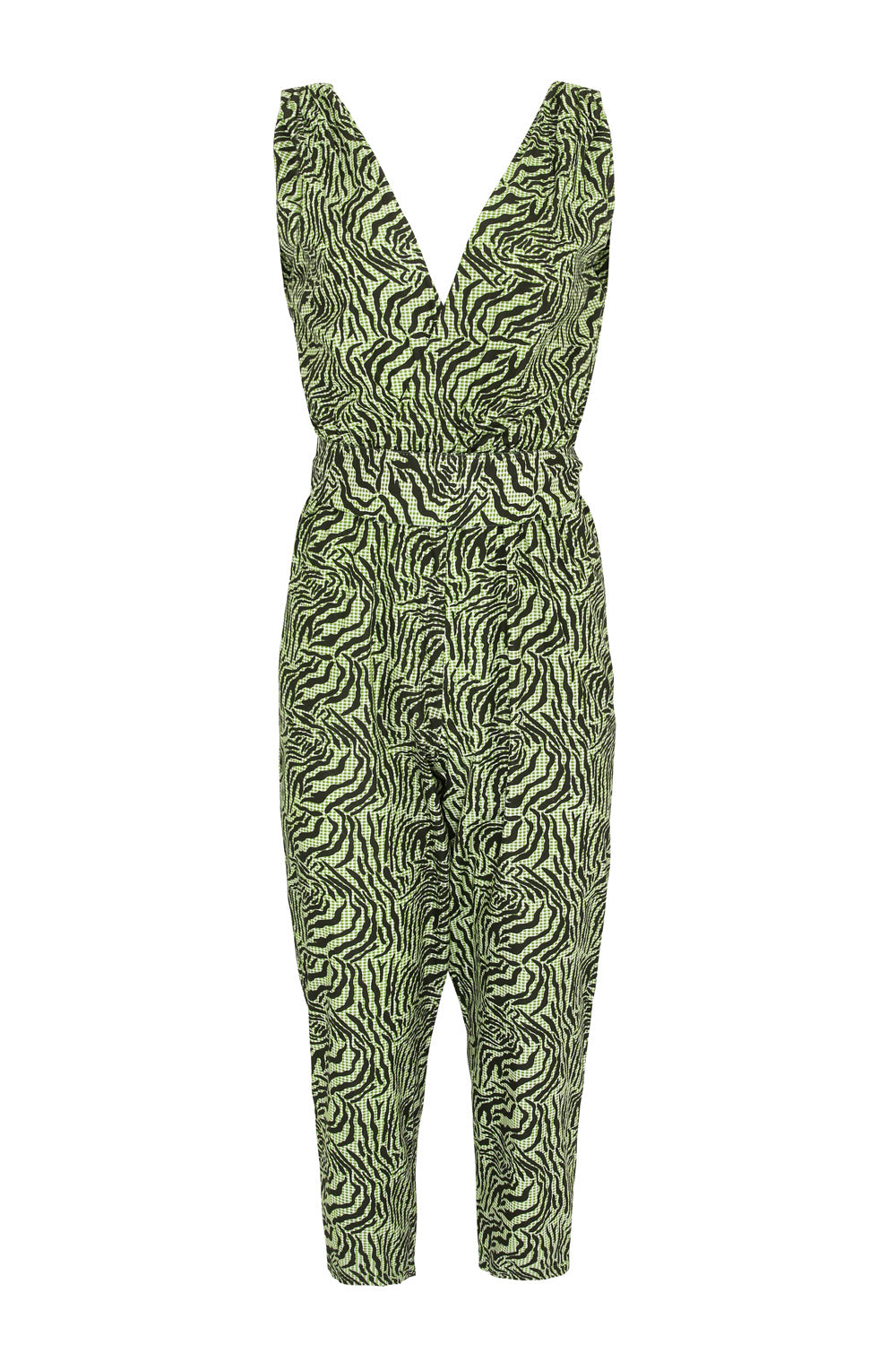 Just Like Heaven Green jumpsuit
