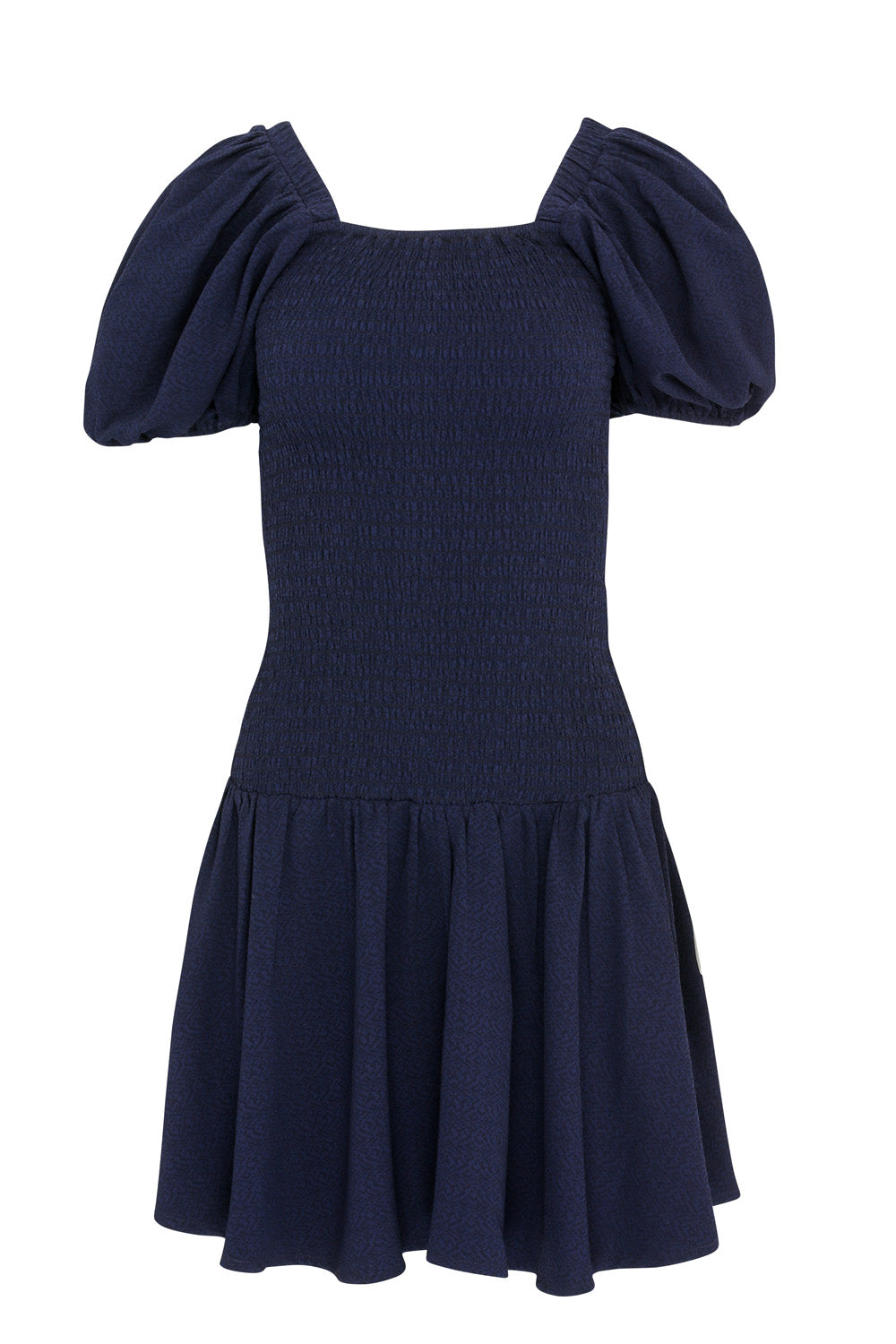Puglia Navy dress - Family Affairs