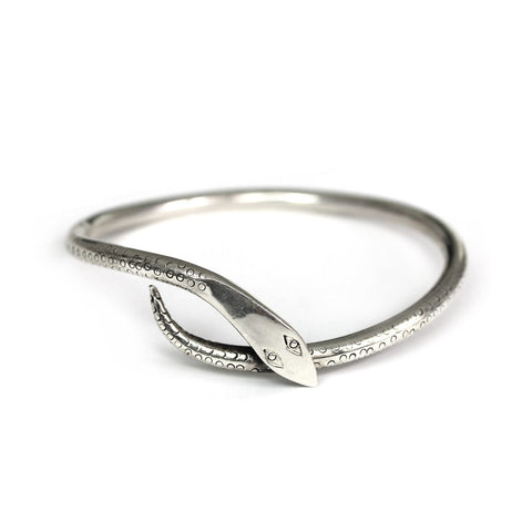Aphrodite Snake bangle - Family Affairs