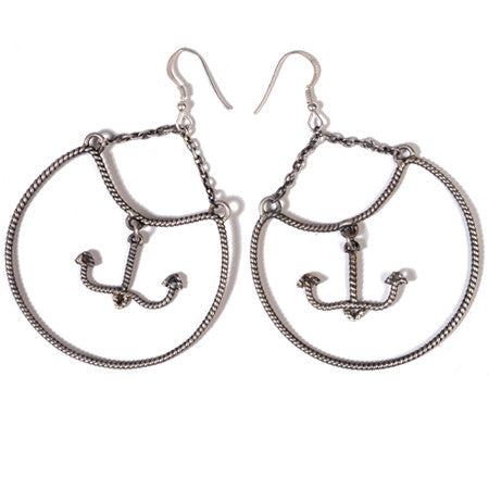 Across The Ocean earrings - Family Affairs