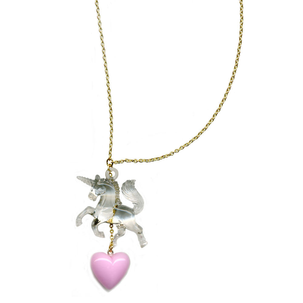 Winged Heart Necklace - Family Affairs