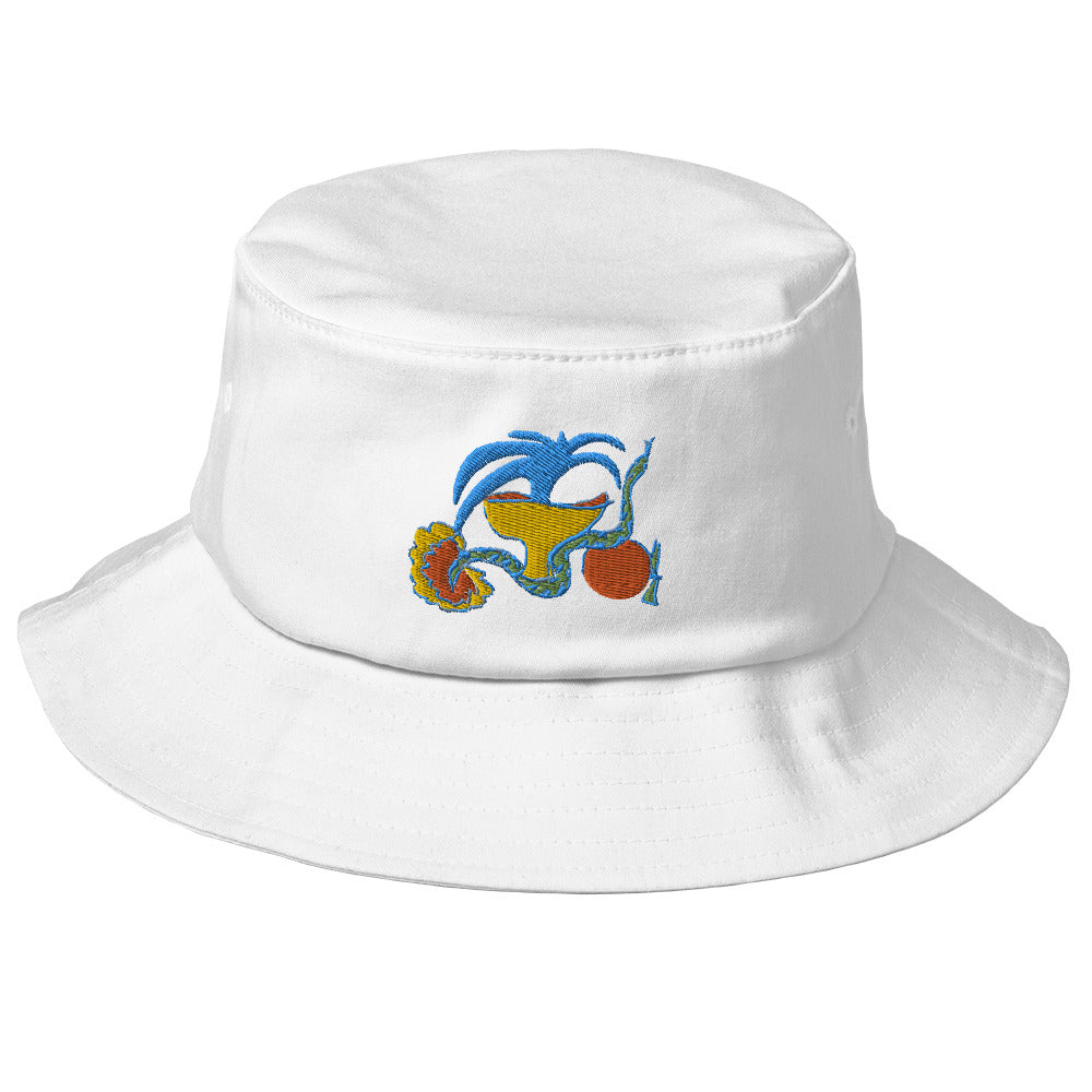 Dreaming Of Greece Bucket Hat