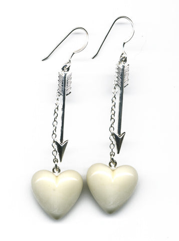 Cupid Earrings - Family Affairs