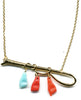Disco Hermes necklace - Family Affairs  - 1
