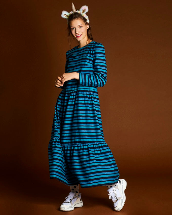 My Song Stripes dress - Family Affairs