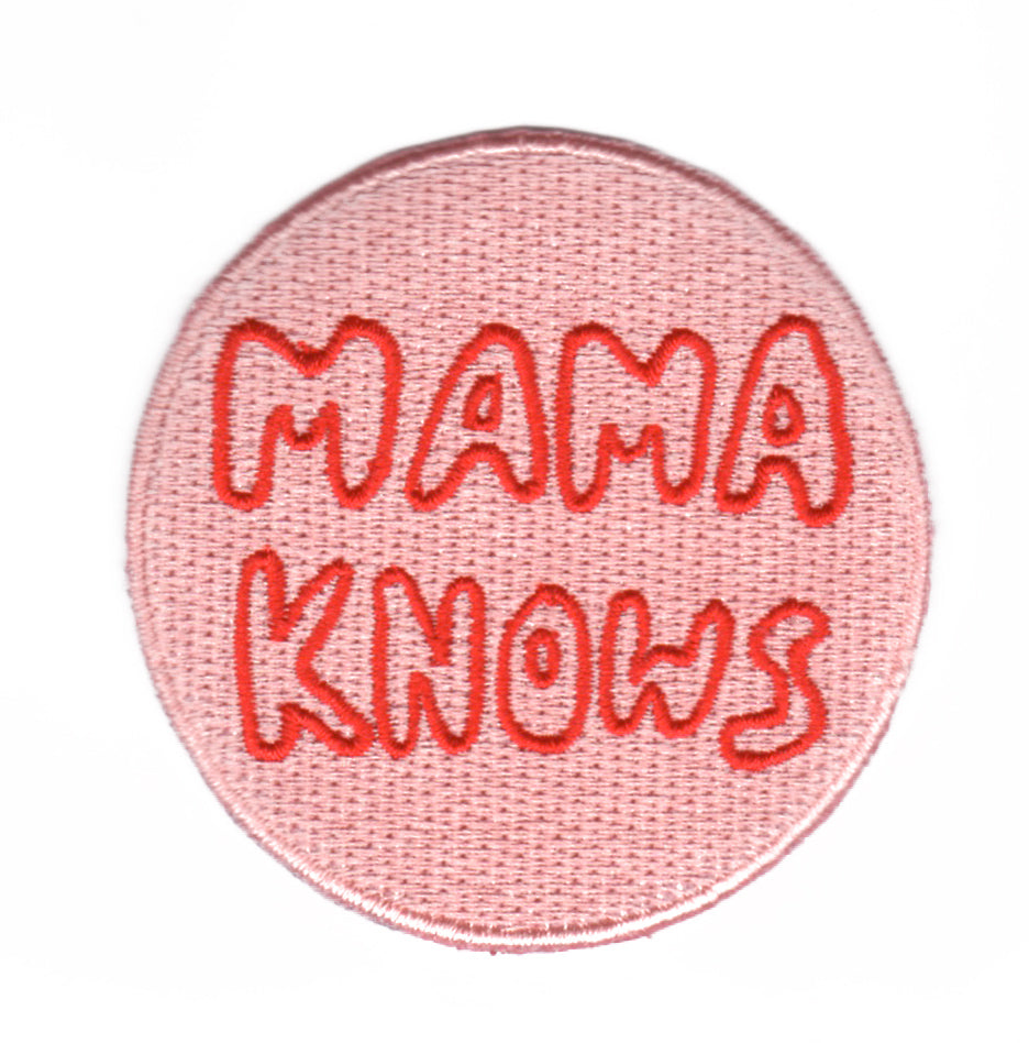 Mama Knows Patch - Family Affairs