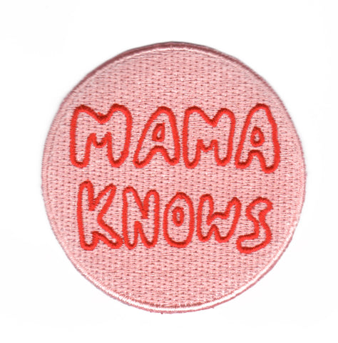 Mama Knows Patch