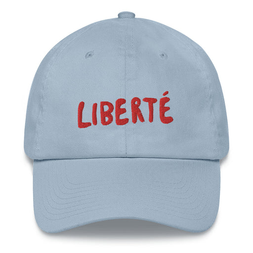 Liberté cap light blue