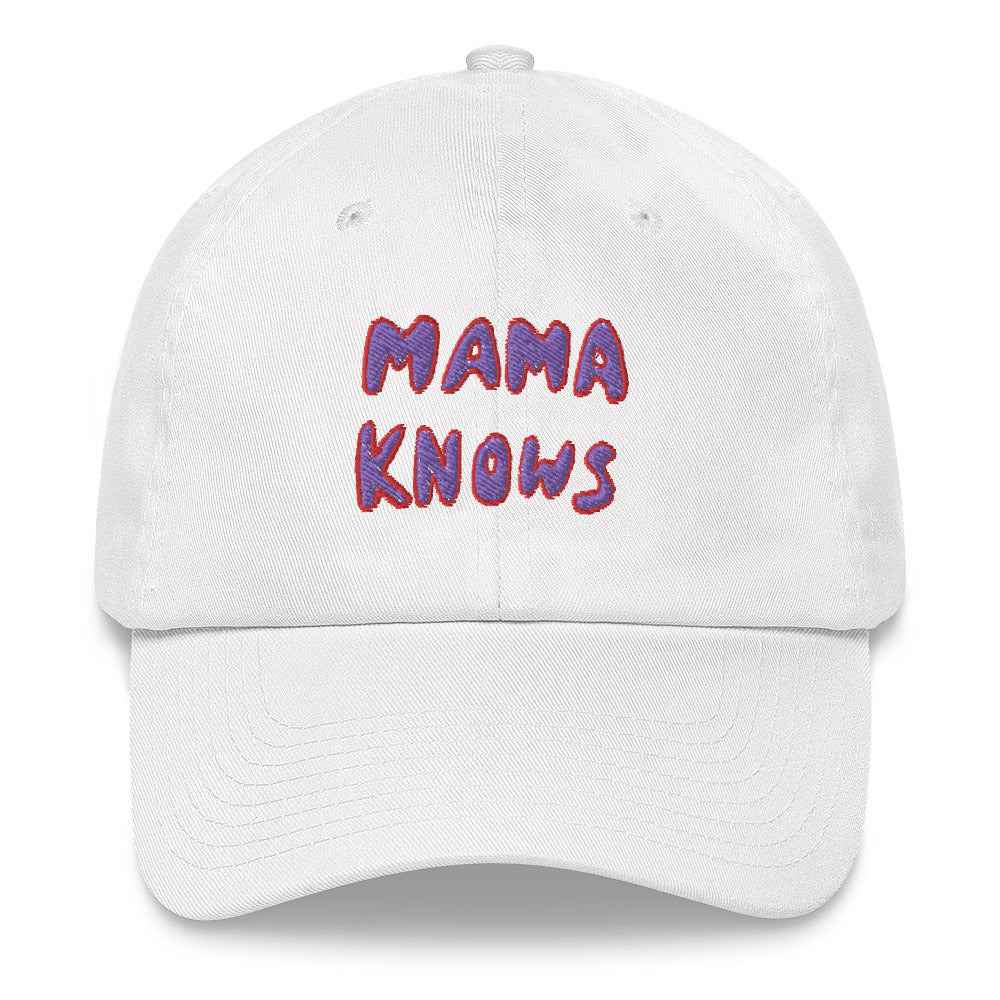 Mama Knows hat purple - Family Affairs