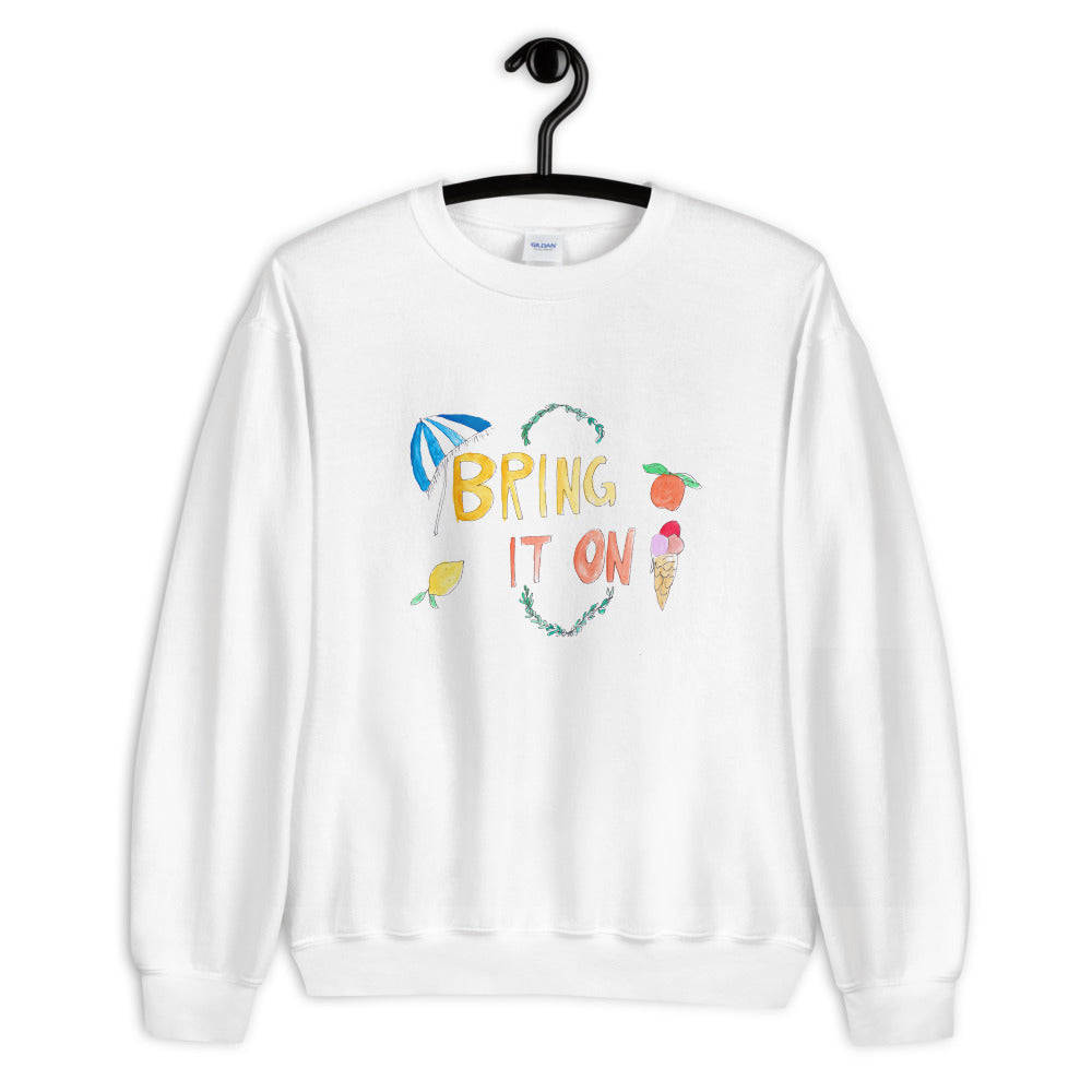 Bring It On sweatshirt - Family Affairs