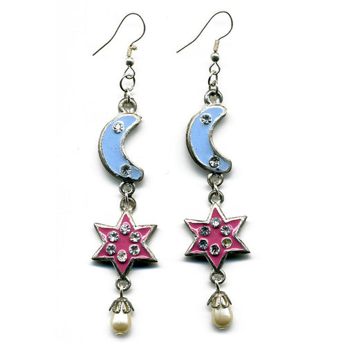 Moroccan Night Earrings - Family Affairs