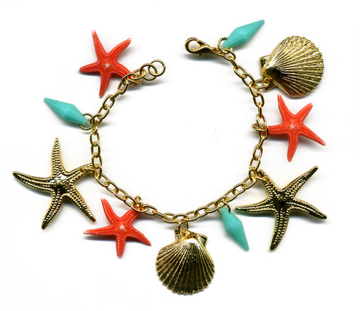 Golden Mermaid bracelet - Family Affairs