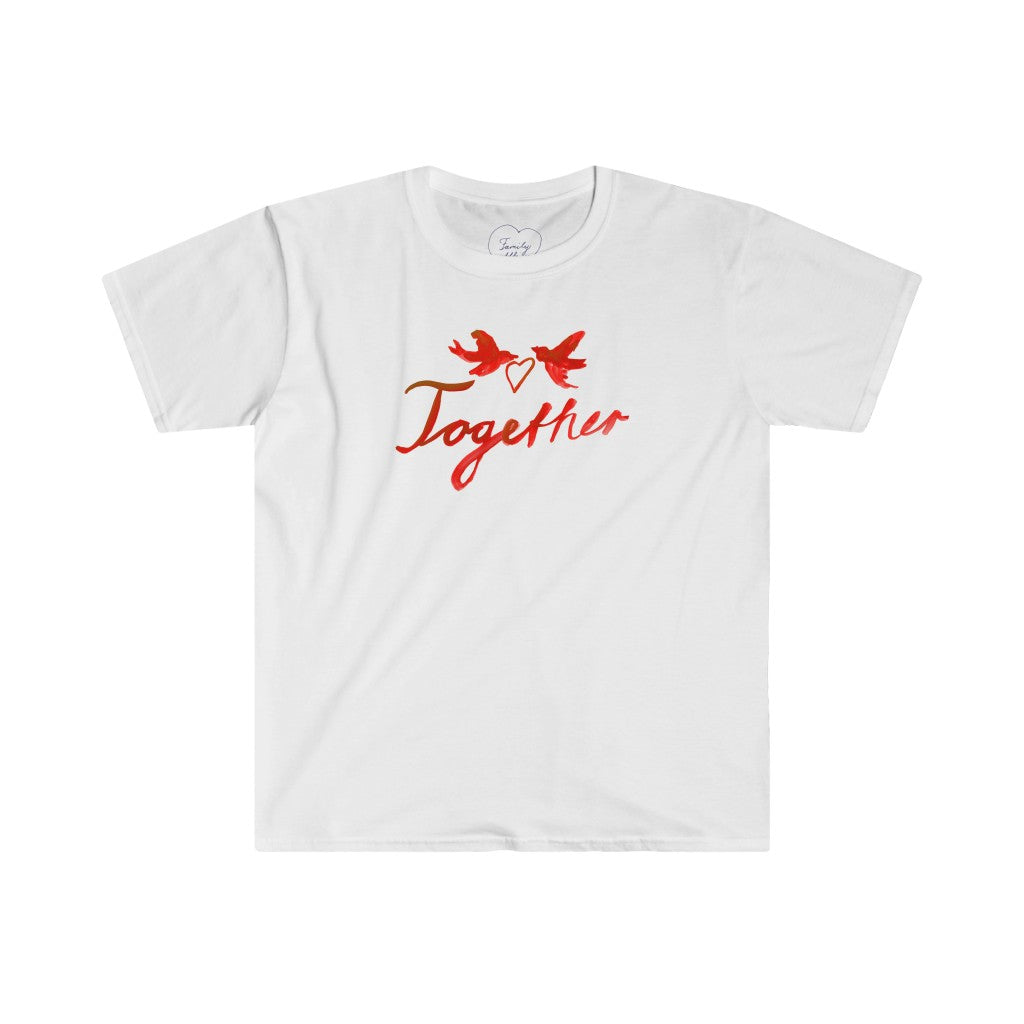 Together red T-Shirt