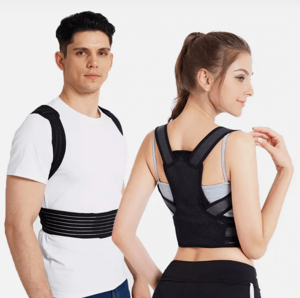Relief Natural™ Premium Adjustable Posture Corrector
