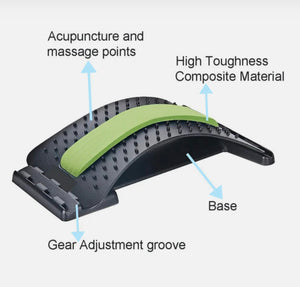 Relief Natural™ Orthopedic Back Stretcher