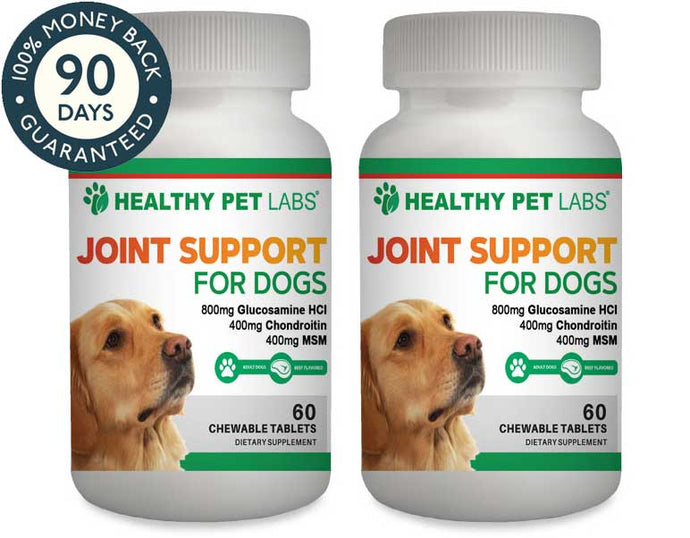 Joint Care Chews Twin Pack