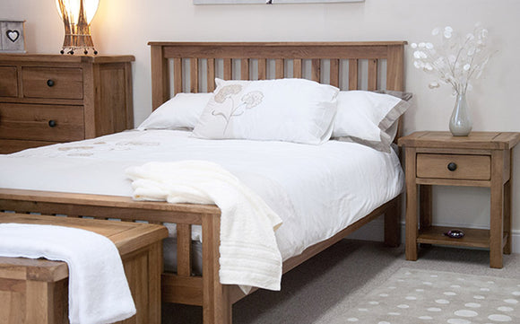 The Country Oak Bedroom Collection