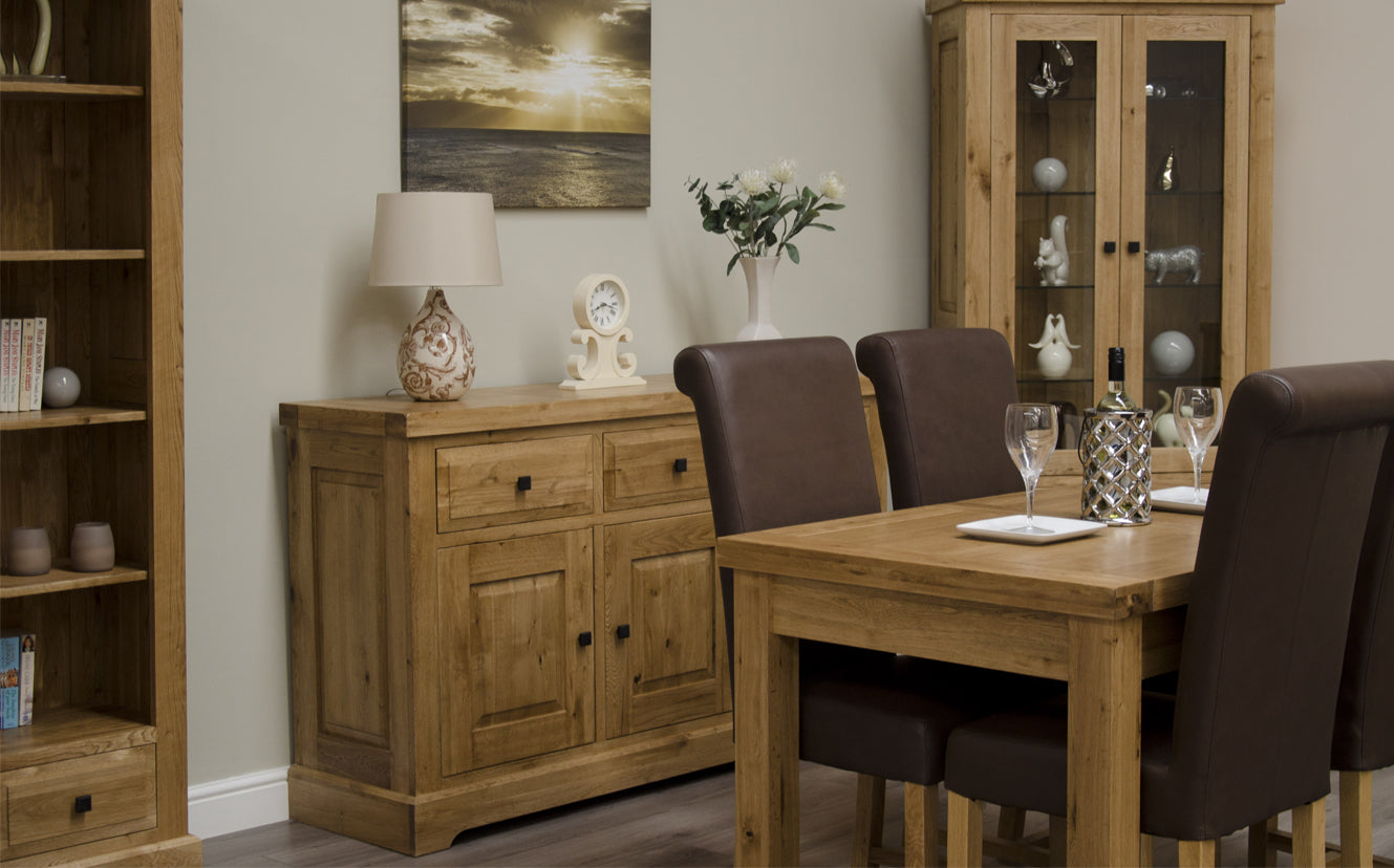 The Easebourne Living and Dining Collection