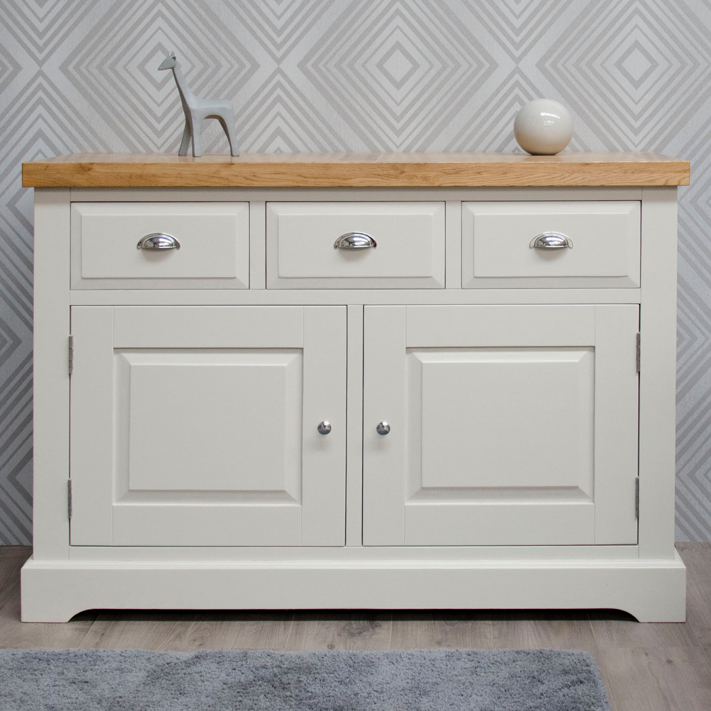 The Easebourne Painted Living & Dining Collection