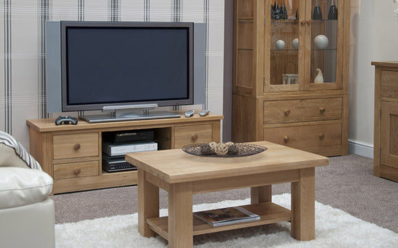 The Fernhurst Oak Living & Dining Collection