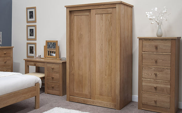 The Fernhurst Oak Bedroom Collection