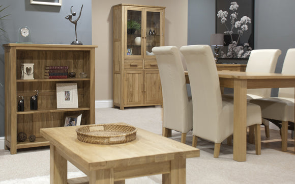 The Midhurst Oak Living & Dining Collection