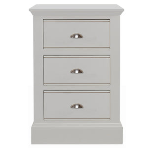 New Hampshire 3 Drawer Bedside